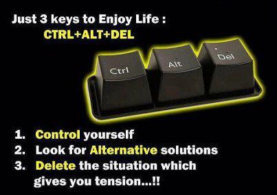 Computer keys that change lives